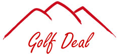 Golf Deal im first mountain Hotel Logo