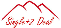 Single mit Kind Deal first mountain Hotel Logo