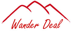 Wander Deal in den first mountain Hotels Logo