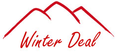 Winter Deal in den first mountain Hotels Logo