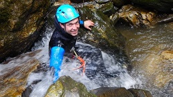 Canyoning in Zell am See Kaprun