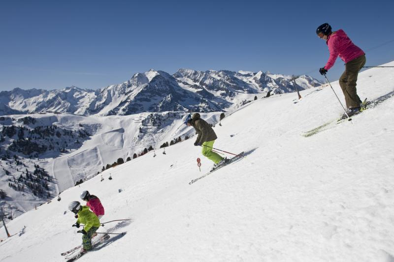 Skiguidings im Zillertal